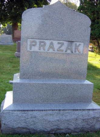 PRAZAK, FAMILY STONE - Linn County, Iowa | FAMILY STONE PRAZAK