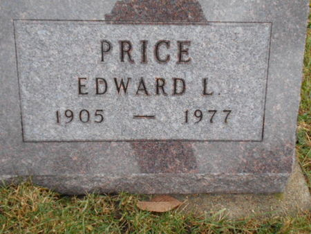 PRICE, EDWARD L. - Linn County, Iowa | EDWARD L. PRICE