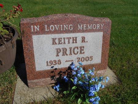 PRICE, KEITH R. - Linn County, Iowa | KEITH R. PRICE
