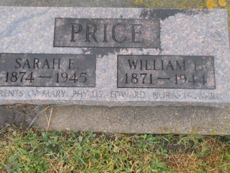 PRICE, WILLIAM L. - Linn County, Iowa | WILLIAM L. PRICE