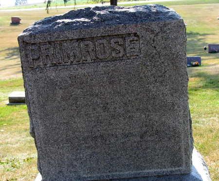 PRIMROSE, ILLEGIBLE - Linn County, Iowa | ILLEGIBLE PRIMROSE