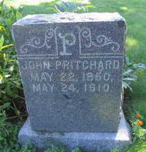 PRITCHARD, JOHN - Linn County, Iowa | JOHN PRITCHARD