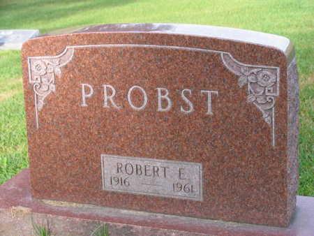 PROBST, ROBERT E. - Linn County, Iowa | ROBERT E. PROBST
