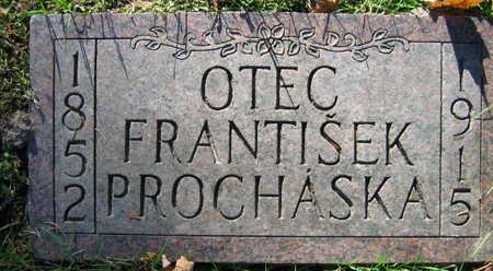 PROCHASKA, FRANTISEK - Linn County, Iowa | FRANTISEK PROCHASKA