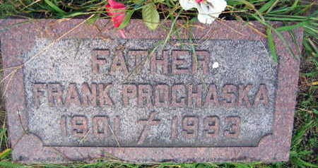 PROCHASKA, FRANK - Linn County, Iowa | FRANK PROCHASKA