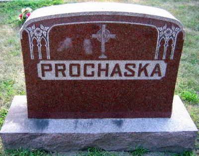 PROCHASKA, FAMILY STONE - Linn County, Iowa | FAMILY STONE PROCHASKA