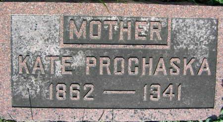 PROCHASKA, KATE - Linn County, Iowa | KATE PROCHASKA