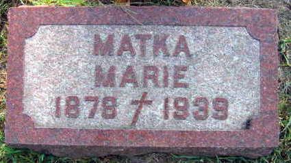 PROCHASKA, MARIE - Linn County, Iowa | MARIE PROCHASKA