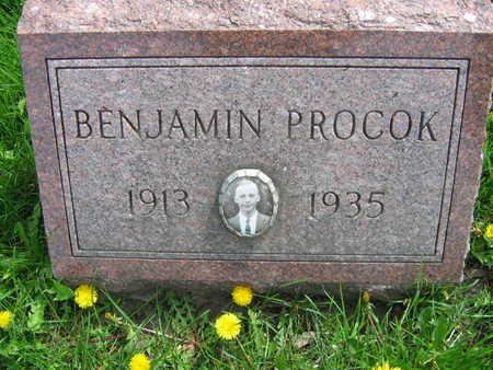 PROCOK, BENJAMIN - Linn County, Iowa | BENJAMIN PROCOK
