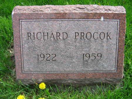 PROCOK, RICHARD - Linn County, Iowa | RICHARD PROCOK