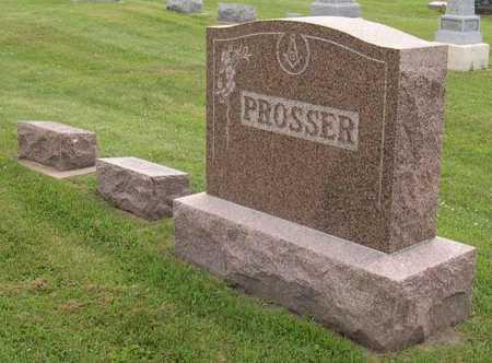 PROSSER, FAMILY STONE - Linn County, Iowa | FAMILY STONE PROSSER