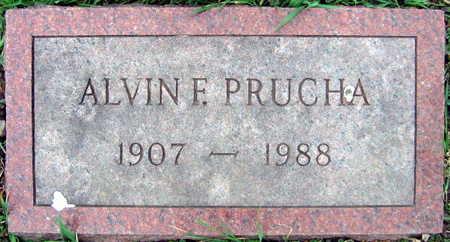 PRUCHA, ALVIN F. - Linn County, Iowa | ALVIN F. PRUCHA