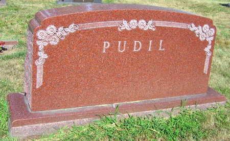 PUDIL, FAMILY STONE - Linn County, Iowa | FAMILY STONE PUDIL