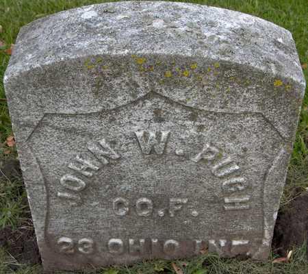 PUGH, JOHN W. - Linn County, Iowa | JOHN W. PUGH