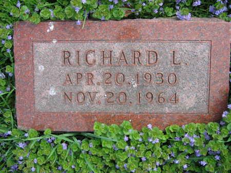 RABIK, RICHARD L. - Linn County, Iowa | RICHARD L. RABIK