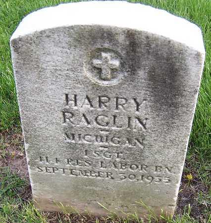 RAGLIN, HARRY - Linn County, Iowa | HARRY RAGLIN