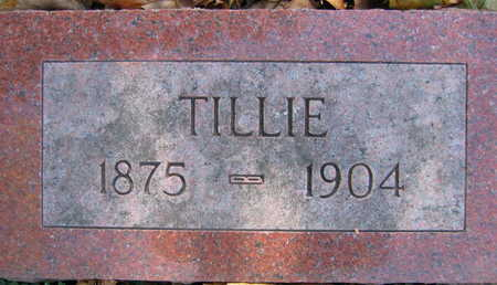 RAIM, TILLIE - Linn County, Iowa | TILLIE RAIM