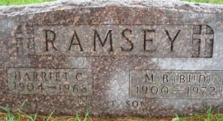 RAMSEY, M. B. (BUD) - Linn County, Iowa | M. B. (BUD) RAMSEY