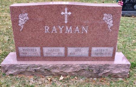 RAYMAN, GERALD - Linn County, Iowa | GERALD RAYMAN