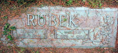 REBEK, ADOLPH - Linn County, Iowa | ADOLPH REBEK