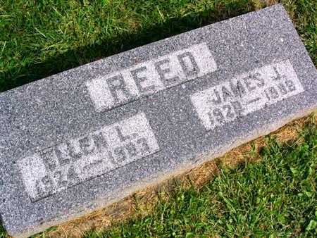 REED, JAMES J. - Linn County, Iowa | JAMES J. REED
