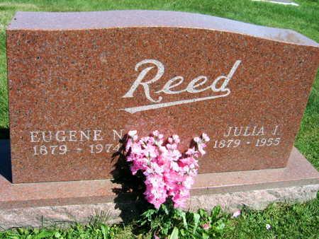 REED, JULIA I. - Linn County, Iowa | JULIA I. REED