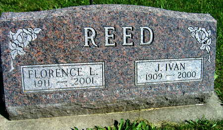 REED, FLORENCE L. - Linn County, Iowa | FLORENCE L. REED