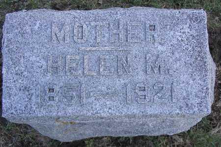 REED, HELEN M. - Linn County, Iowa | HELEN M. REED