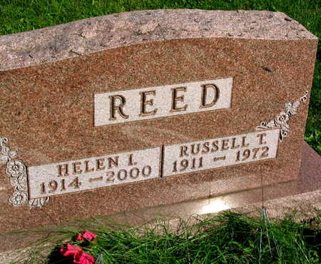 REED, RUSSELL T. - Linn County, Iowa | RUSSELL T. REED