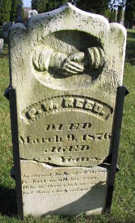 REED, P.  W. - Linn County, Iowa   P.  W. REED