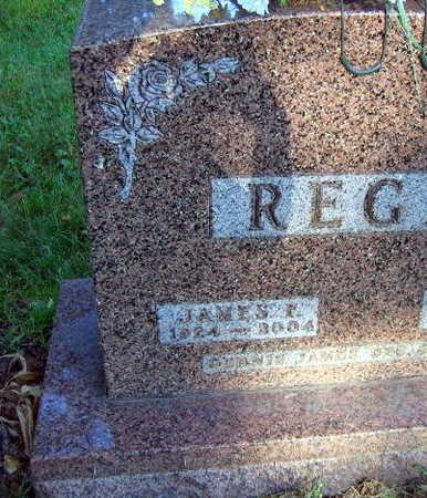 REGER, JAMES F.. - Linn County, Iowa | JAMES F.. REGER
