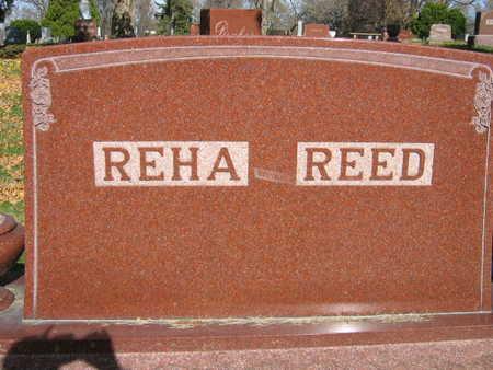 REHA REED, FAMILY STONE - Linn County, Iowa | FAMILY STONE REHA REED