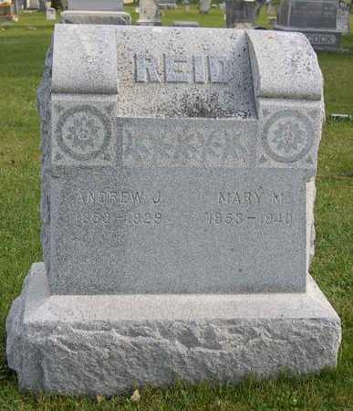 REID, MARY M. - Linn County, Iowa | MARY M. REID