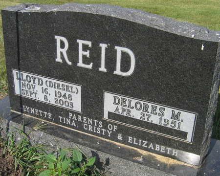 REID, LLOYD (DIESEL) - Linn County, Iowa | LLOYD (DIESEL) REID