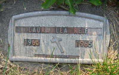 REIF, LAURA LEA - Linn County, Iowa | LAURA LEA REIF