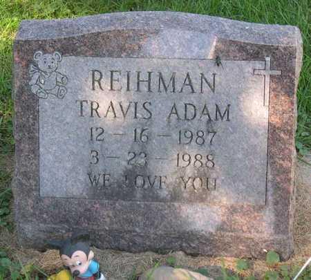 REIHMAN, TRAVIS ADAM - Linn County, Iowa | TRAVIS ADAM REIHMAN