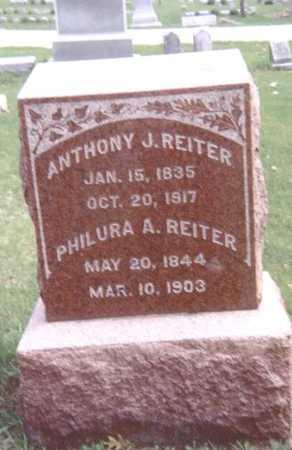 REITER, PHILURA A. - Linn County, Iowa | PHILURA A. REITER
