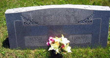 REJSA, BESSIE - Linn County, Iowa | BESSIE REJSA