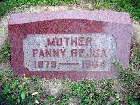 REJSA, FANNY - Linn County, Iowa | FANNY REJSA
