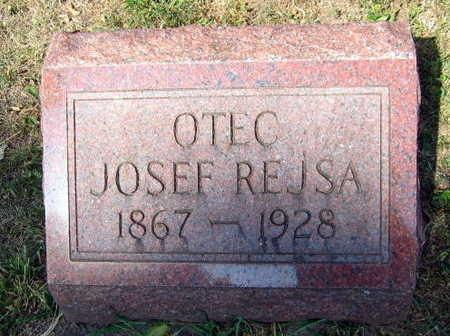 REJSA, JOSEF - Linn County, Iowa   JOSEF REJSA