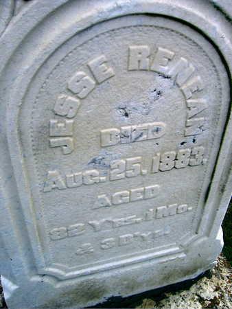 RENEAN, JESSE - Linn County, Iowa | JESSE RENEAN