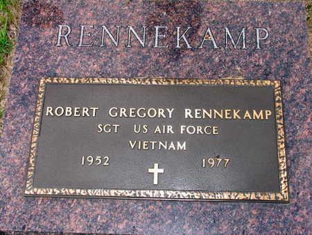 RENNEKAMP, ROBERT GREGORY - Linn County, Iowa | ROBERT GREGORY RENNEKAMP