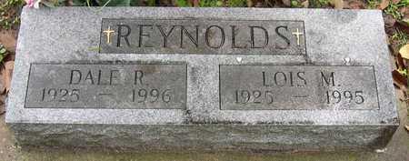 REYNOLDS, DALE R. - Linn County, Iowa | DALE R. REYNOLDS