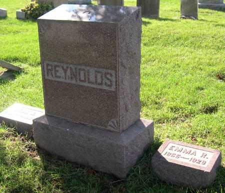 REYNOLDS, FAMILY STONE - Linn County, Iowa | FAMILY STONE REYNOLDS
