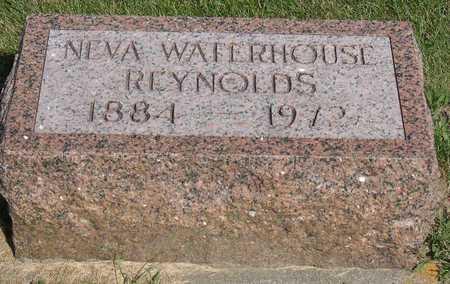 REYNOLDS, NEVA - Linn County, Iowa   NEVA REYNOLDS