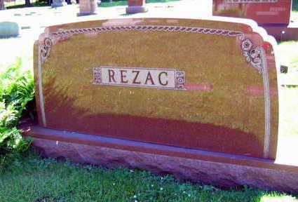 REZAC, FAMILY STONE - Linn County, Iowa | FAMILY STONE REZAC