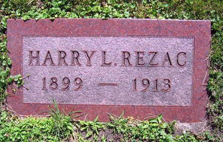 REZAC, HARRY L. - Linn County, Iowa | HARRY L. REZAC