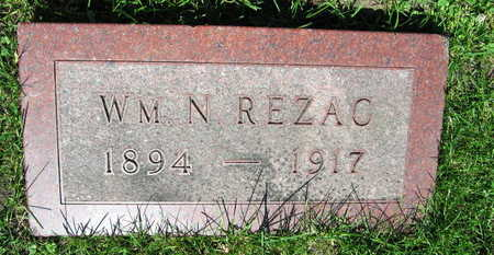 REZAC, WM. N. - Linn County, Iowa | WM. N. REZAC