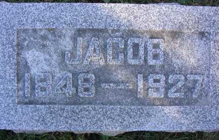 RICH, JACOB - Linn County, Iowa   JACOB RICH