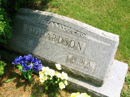RICHARDSON, FRED O. - Linn County, Iowa | FRED O. RICHARDSON